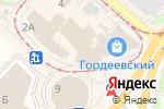 Схема проезда до компании Киоск по продаже молочных продуктов в Нижнем Новгороде