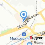 Пресса для всех на карте Нижнего Новгорода
