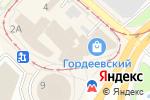 Схема проезда до компании Ева-НН в Нижнем Новгороде