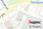 Схема проезда до компании БС АЙСБЕРГ в Нижнем Новгороде