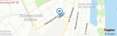 Магма на карте Нижнего Новгорода