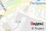 Схема проезда до компании СтеклоСервис в Нижнем Новгороде
