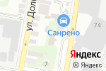 Схема проезда до компании МАЯК в Нижнем Новгороде