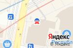 Схема проезда до компании Дамский клуб в Нижнем Новгороде