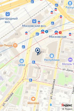 СЕРВИСНЫЙ ЦЕНТР НН ТЕЛЕФОН. РУ на карте Нижнего Новгорода