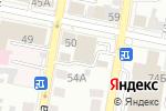 Схема проезда до компании Genix Inc в Нижнем Новгороде