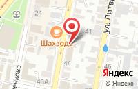 Схема проезда до компании Микро Лайн в Нижнем Новгороде