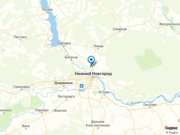 деревня Мыс на карте