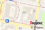 Схема проезда до компании Обувной магазин на ул. Долгополова в Нижнем Новгороде