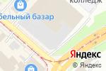 Схема проезда до компании МарТ-Мебель в Нижнем Новгороде