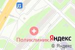 Схема проезда до компании Принцесса в Нижнем Новгороде