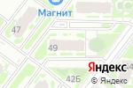 Схема проезда до компании Алешка в Нижнем Новгороде