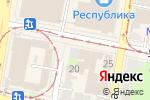 Схема проезда до компании Фианит-ломбард в Нижнем Новгороде