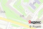 Схема проезда до компании Сауна Спа в Нижнем Новгороде