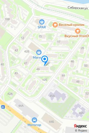 ЖК Седьмое Небо, Карла Маркса ул., 49 на Яндекс.Картах
