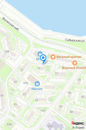 ЖК Седьмое Небо, Волжская наб., 15 на Яндекс.Картах