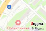 Схема проезда до компании Платформа в Нижнем Новгороде