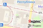 Схема проезда до компании Торговый центр на ул. Даля в Нижнем Новгороде