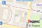 Схема проезда до компании Магазин нижнего белья на ул. Даля в Нижнем Новгороде
