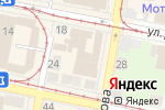 Схема проезда до компании Магазин одежды и обуви в Нижнем Новгороде