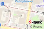 Схема проезда до компании Поволжье Пульт в Нижнем Новгороде