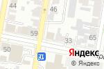 Схема проезда до компании Юнит-Аккорд в Нижнем Новгороде