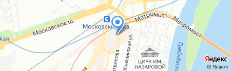 EUROCollection на карте Нижнего Новгорода