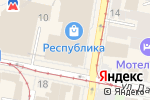 Схема проезда до компании Nome в Нижнем Новгороде