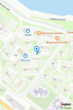 ЖК Седьмое Небо, Волжская наб., 16 на Яндекс.Картах