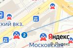 Схема проезда до компании Лапоток в Нижнем Новгороде