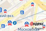 Схема проезда до компании Горьковское территориальное управление ГЖД в Нижнем Новгороде