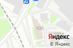 Схема проезда до компании Визит НН в Нижнем Новгороде