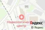 Схема проезда до компании Империя в Нижнем Новгороде