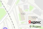 Схема проезда до компании Cвоё-Дело в Нижнем Новгороде