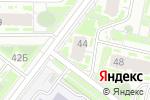 Схема проезда до компании Авто-Профиль в Нижнем Новгороде