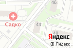 Схема проезда до компании ON Service в Нижнем Новгороде