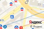 Схема проезда до компании Золотое руно Н в Нижнем Новгороде