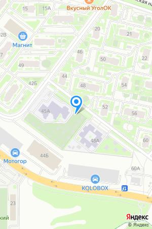 ЖК Седьмое Небо, Волжская наб., 18 на Яндекс.Картах