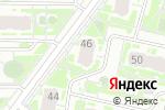 Схема проезда до компании PUPER.RU в Нижнем Новгороде