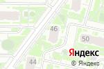 Схема проезда до компании Крокодил Приходил в Нижнем Новгороде