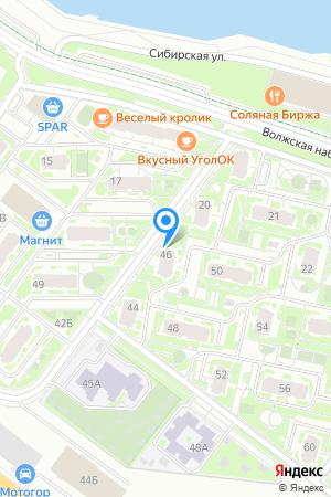 ЖК Седьмое Небо, Карла Маркса ул., 46 на Яндекс.Картах