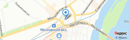 Семена и селекция на карте Нижнего Новгорода