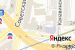 Схема проезда до компании НГПУ в Нижнем Новгороде