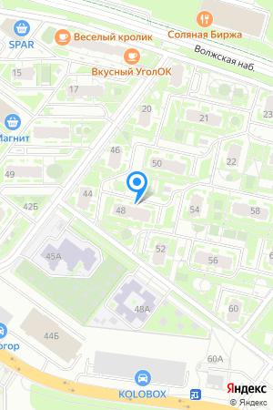 ЖК Седьмое Небо, Карла Маркса ул., 48 на Яндекс.Картах