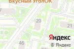 Схема проезда до компании Энерго-Эксперт в Нижнем Новгороде