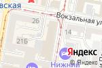 Схема проезда до компании Павильон московский в Нижнем Новгороде
