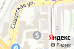 Схема проезда до компании ЭКСИ технология в Нижнем Новгороде