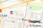 Схема проезда до компании Агентство Кредитования Ломбард в Нижнем Новгороде