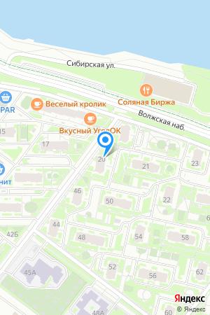 ЖК Седьмое Небо, Волжская наб., 20 на Яндекс.Картах