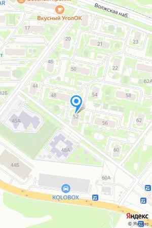 ЖК Седьмое Небо, Карла Маркса ул., 52 на Яндекс.Картах